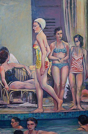 Huile sur toile, 130 x 190cm (2005)