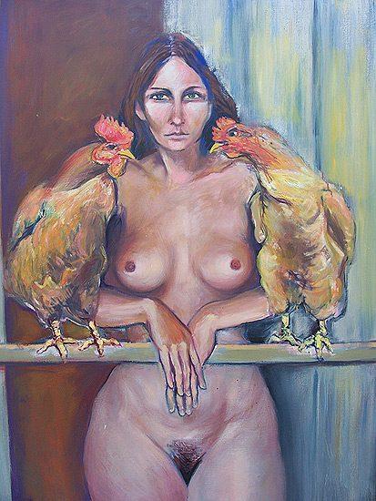 Huile sur toile, 114 x 145cm (2007)
