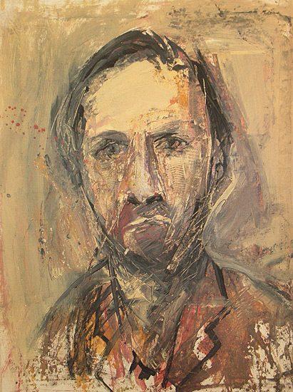 Autoportrait - 50 x 65cm