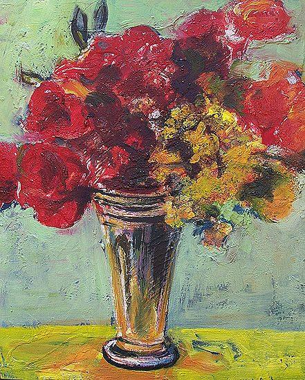 Huile sur toile, 190 x 130cm (2007)