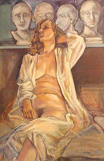 Huile sur toile, 100 x 150cm (2008)