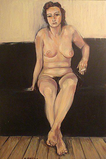 Huile sur toile - 146 x 97cm (2008)