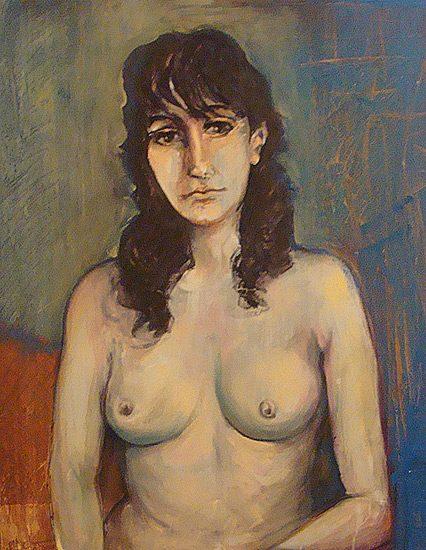 Huile sur toile - 92 x 73cm (2008)