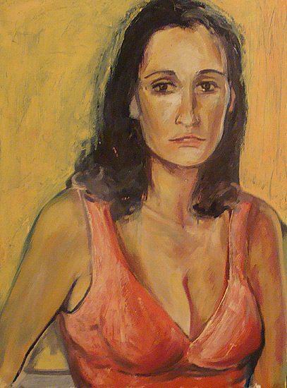 Huile sur toile, 60 x 84cm (2008)