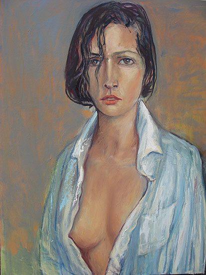 Huile sur toile - 120 x 90cm (2009)
