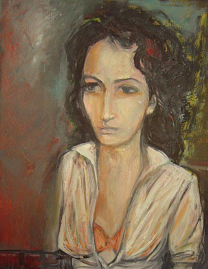 Huile sur toile, 50 x 70cm (2008)