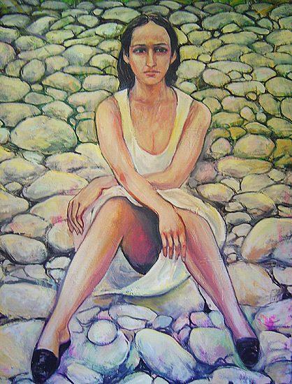 Huile sur toile, 130 x 160cm (2007)