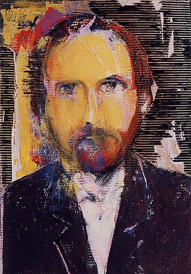 Acrylique sur carton, 50 x 60cm (1997)