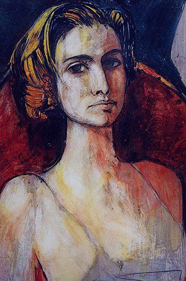 Huile sur toile, 50 x 70cm (2000)