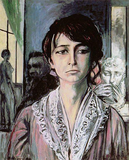 Camille Claudel - 130 x 150cm, collection particulière