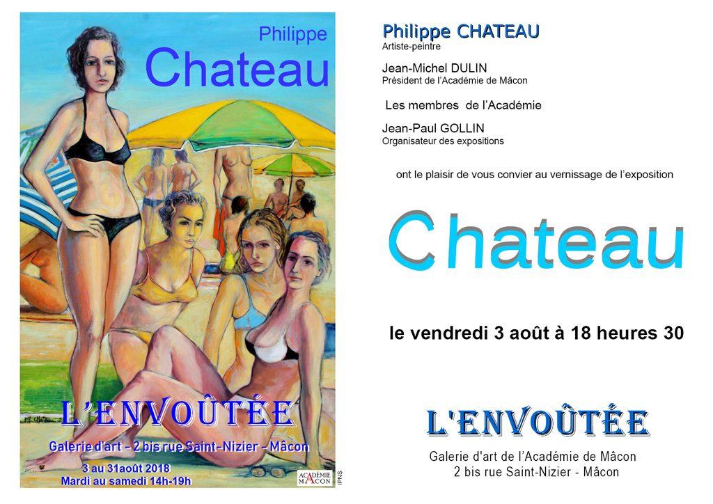 Invitation Galerie l'Envoutée